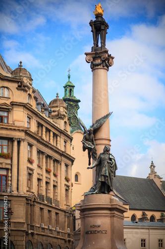 monument-to-adam-mickiewicz