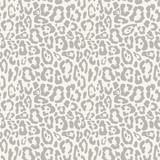 Leopard seamless pattern design, vector background