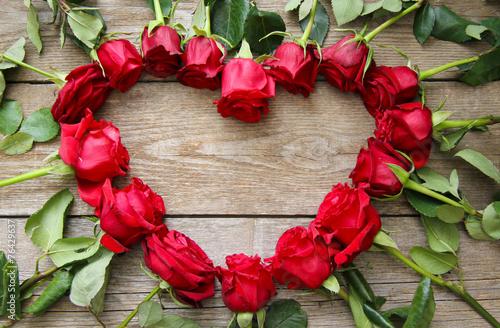 serce-roz