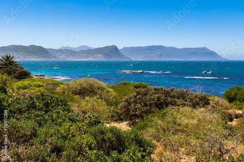 Foto op Plexiglas Zuid Afrika False Bay, Simons Town, South Africa