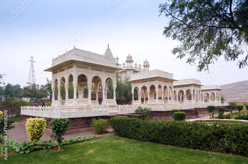 Photo  Jaswant Thada rajah memorial, Jodhpur
