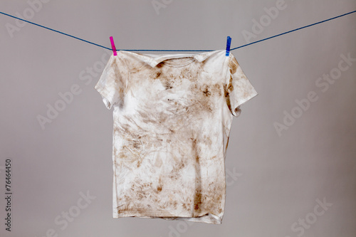 Cuadros en Lienzo dirty shirt