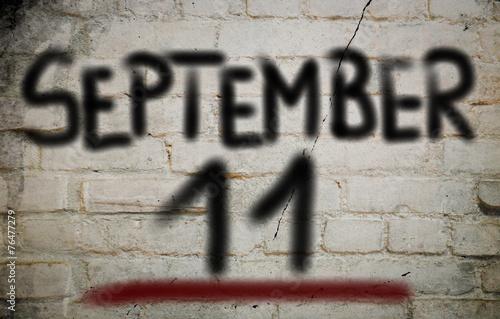 Tela  September 11 Concept