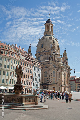 Poster Madrid Dresden