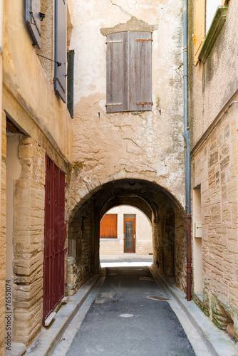 Fototapety, obrazy: Villages in Provence