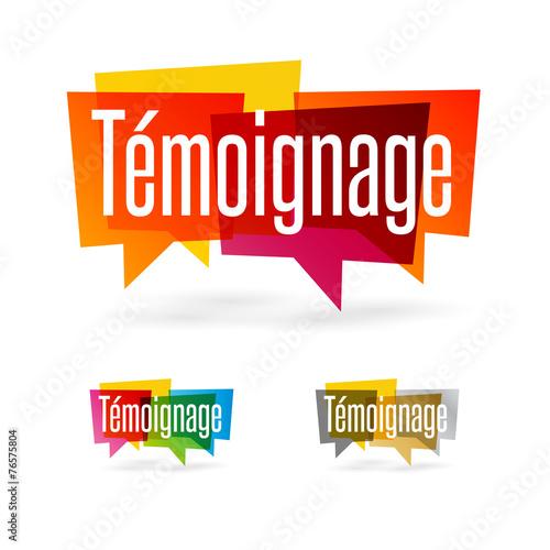Photo Témoignage