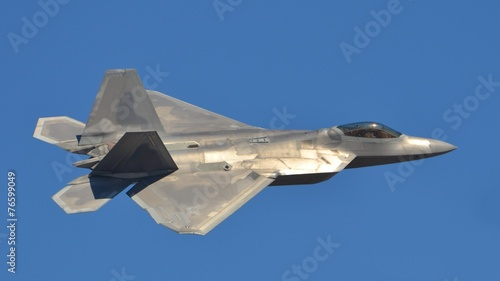obraz dibond Stealth Fighter Jet