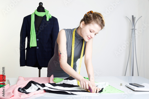 Fotografija  fashion designer
