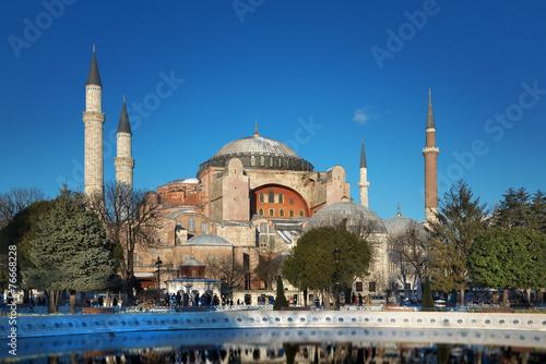 Photo  Sainte-Sophie Istanbul