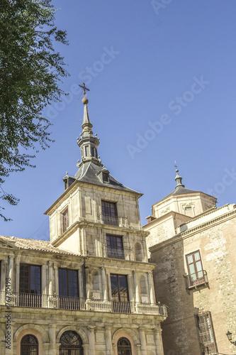 Fotobehang Toledo, Spain.