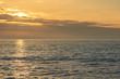 Sonnenuntergang über der Ostsee/Darßer Ort