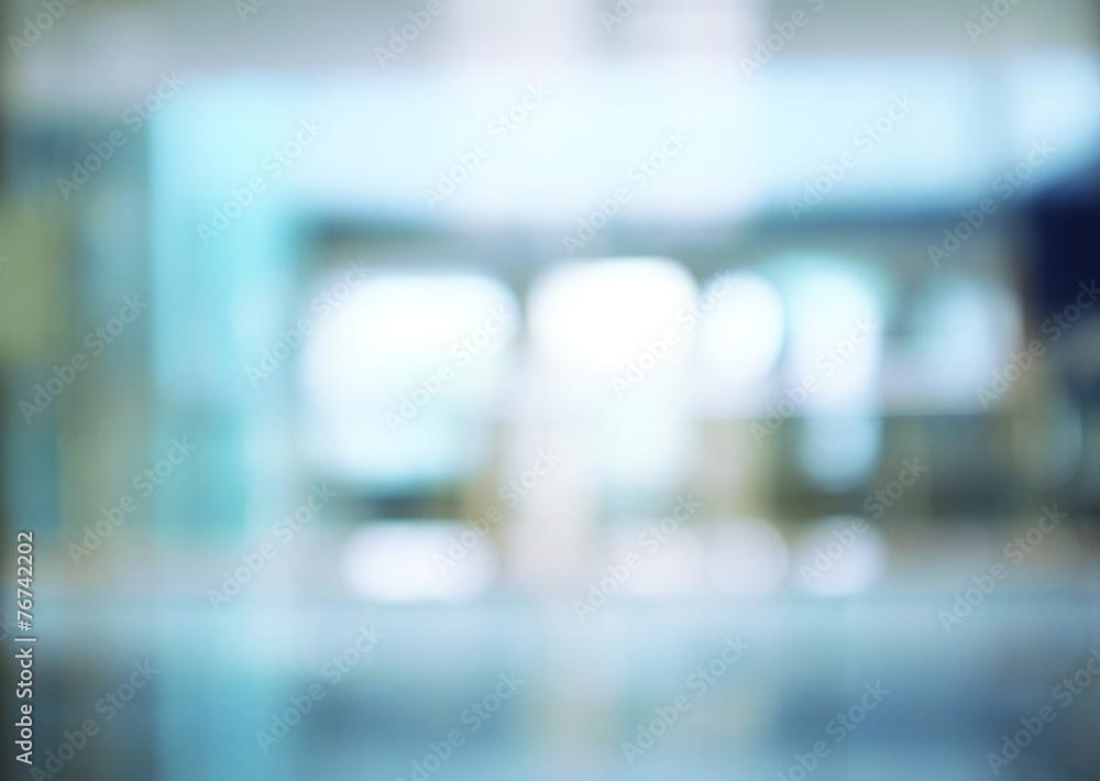 Fototapety, obrazy: Fuzzy office photo