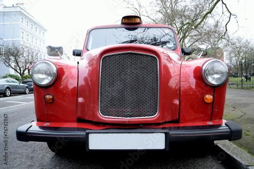 czerwona-taksowka