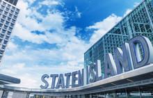 Staten Island Ferry Entrance I...