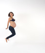 Baby Belly Shooting