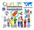 People Digital Device Creativity Growth Success Concept