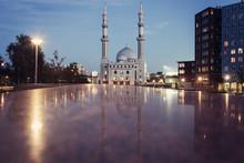 Essalam Mosque.
