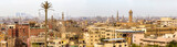 Panorama of Islamic Cairo - Egypt
