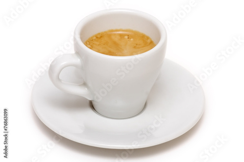 Photo  Cup of espresso