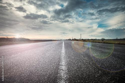 Fotografiet  Route