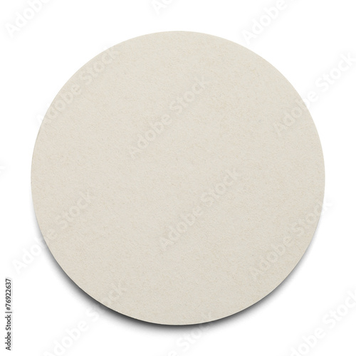 Round Coaster Wall mural