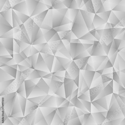 Obraz Geometryczne tło - szare - fototapety do salonu