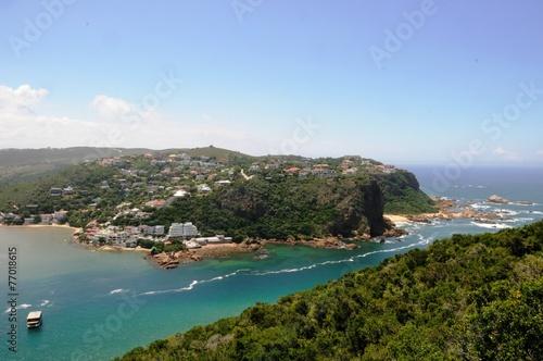 Foto op Plexiglas Zuid Afrika Küste von Knysna - Südafrika