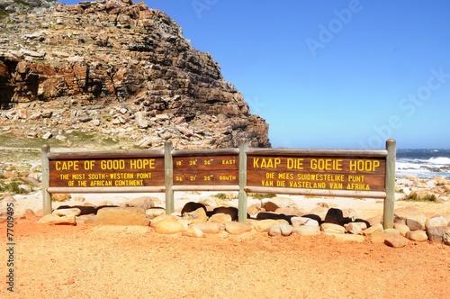 Fototapeta  Cape Point - Kap der Guten Hoffnung