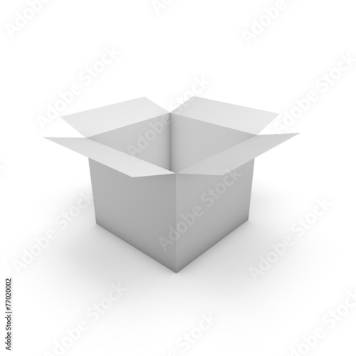3d box opened template illustration with empty space buy this 3d box opened template illustration with empty space maxwellsz