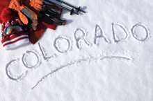 Colorado Ski Background