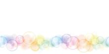 Seamless Pattern Rainbow