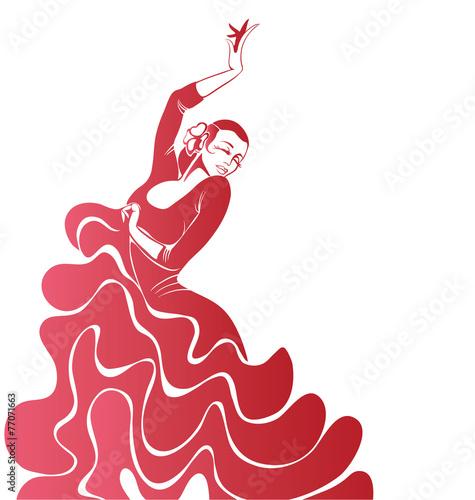mloda-namietna-kobieta-taniec-flamenco