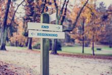 Opposite Directions Towards En...