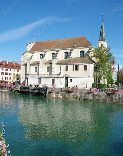 Poster Brugge Annecy-Haute-Savoie