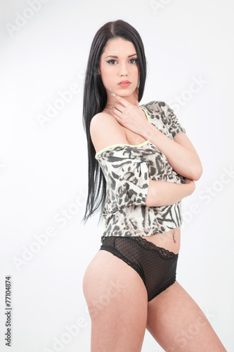 Fotografie, Obraz  Woman perfect body