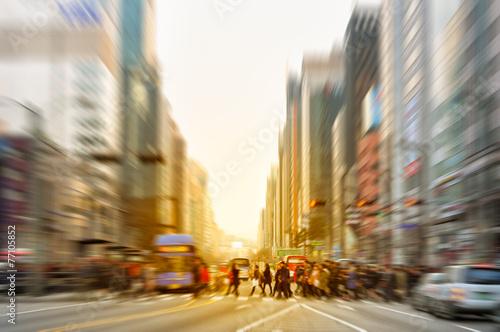 Gangnam Crosswalk
