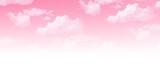 空 桜 背景 - 77128400