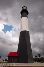 Tybee Island Lighthouse At Tyb...