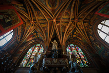 Cathedral Of Wawel, The Part Of Wawel Castle Complex
