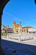 Pueblos bonitos, España, Plaza Mayor de Trujillo, Cáceres