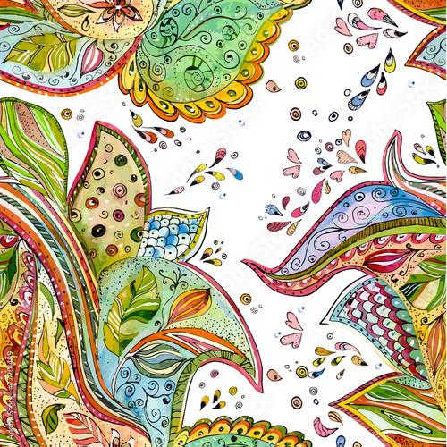 bezszwowa-tekstura-z-magicznym-wzorem-malarstwo-akwarelowe