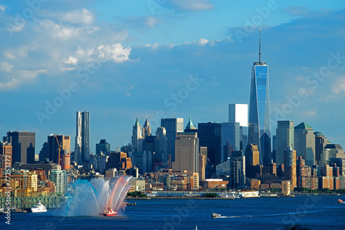 Photo  NYC Fireboat