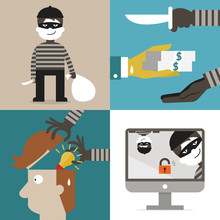 Thief And Hacker