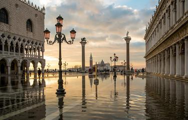 Panel Szklany Podświetlane Wenecja Venezia 3989