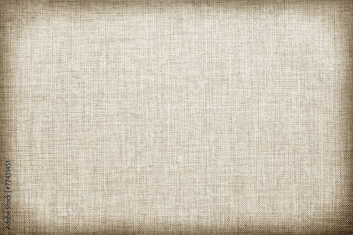 Fotobehang Stof natural linen texture for the background.