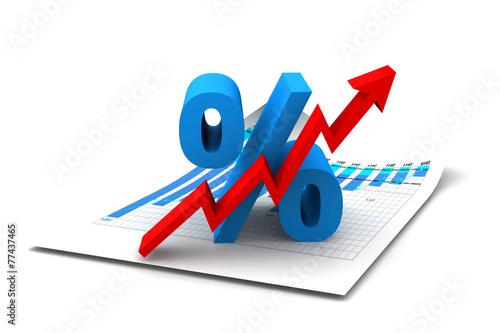 Fotografía  Percent Growing
