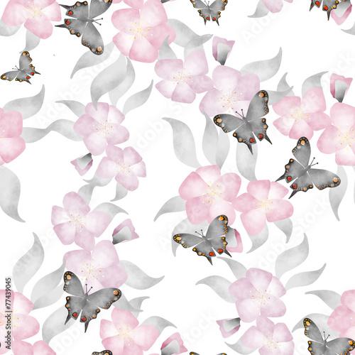 Ich bin ein Schmetterling, ich fliege über die Wolken...