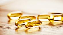 Fish Oil Omega 3 Gel Capsules ...