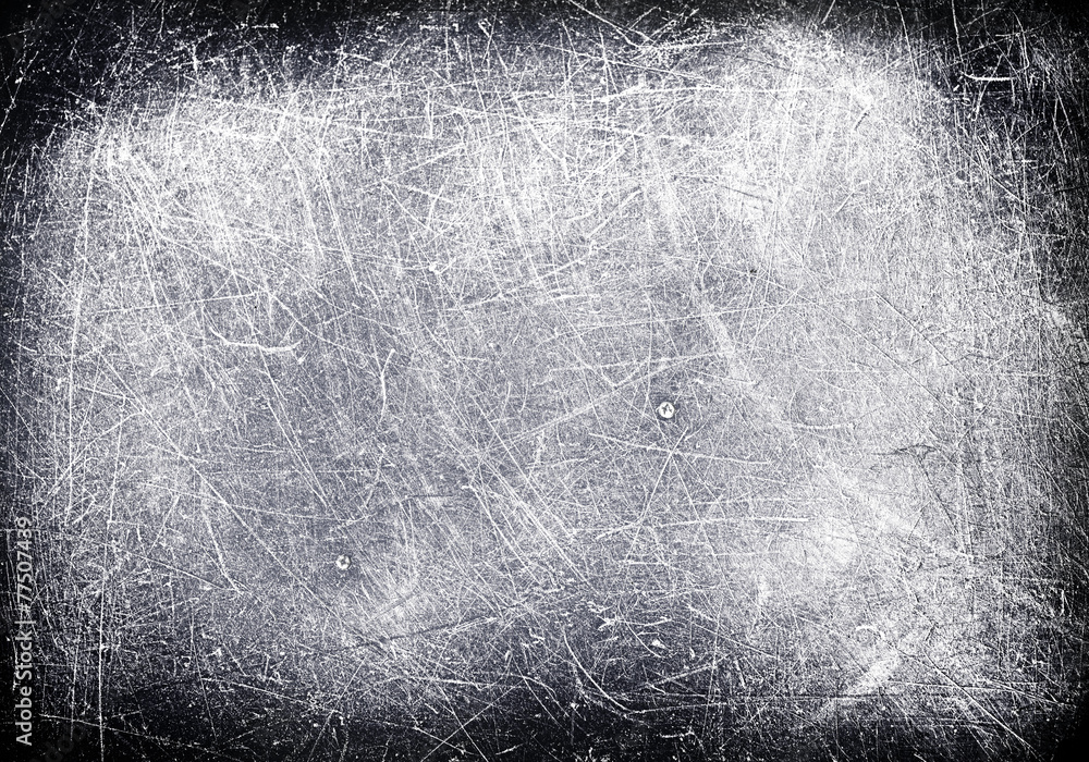 Fototapety, obrazy: Concrete Wall Scratched Material Background Texture Concept