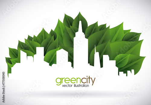 Fotografie, Obraz  eco concept